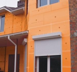 Утепление фасада Пеноплексом