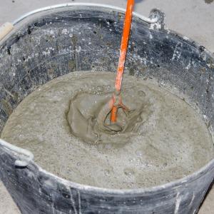 Приготовление клея для монтажа Пеноплекса